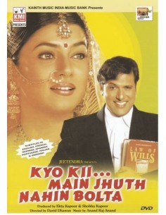Kyo Kii Main Jhuth Nahin Bolta DVD