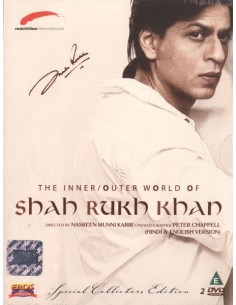 The Inner / Outer World of Shah Rukh Khan DVD