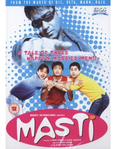 Masti DVD (Collector)