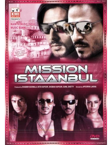 Mission Istaanbul DVD