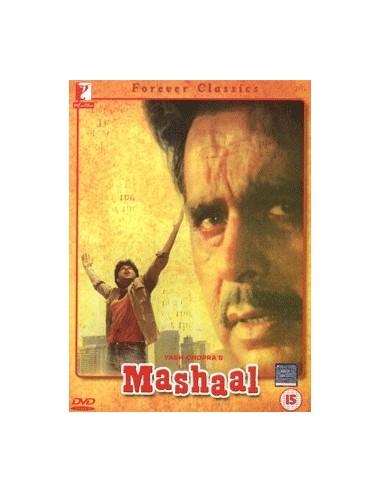 Mashaal DVD