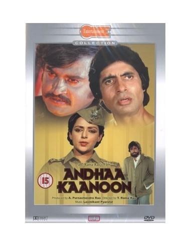 Andhaa Kaanoon DVD (Collector)