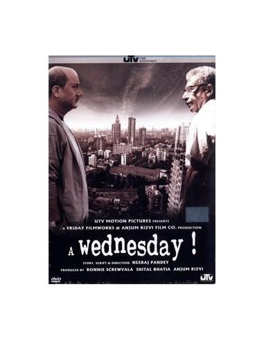 A Wednesday DVD