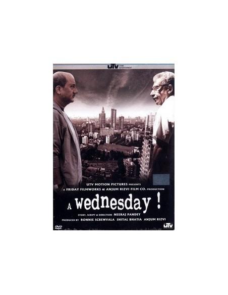 A Wednesday DVD (FR)