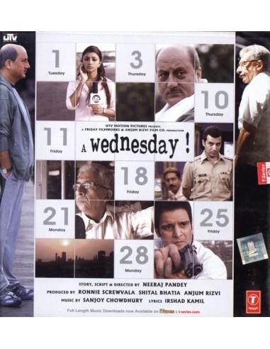 A Wednesday CD