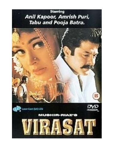 Virasat DVD