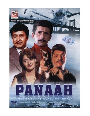 Panaah DVD