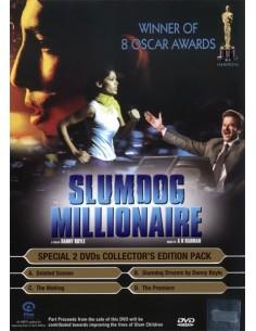 Slumdog Millionaire - Collector 2 DVD