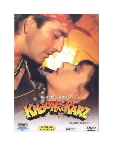 Khoon Ka Karz DVD