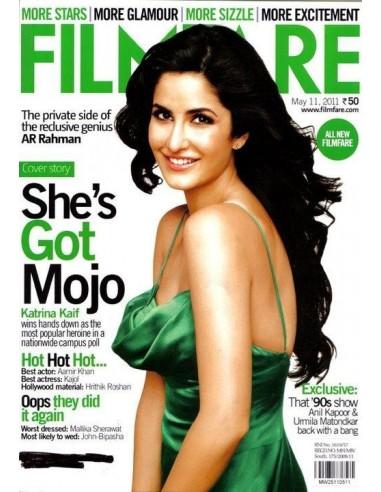 Filmfare, Mai 11, 2011