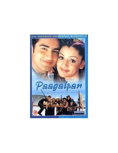 Paagalpan DVD