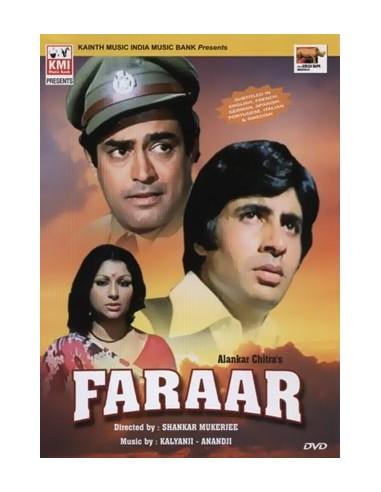 Faraar DVD