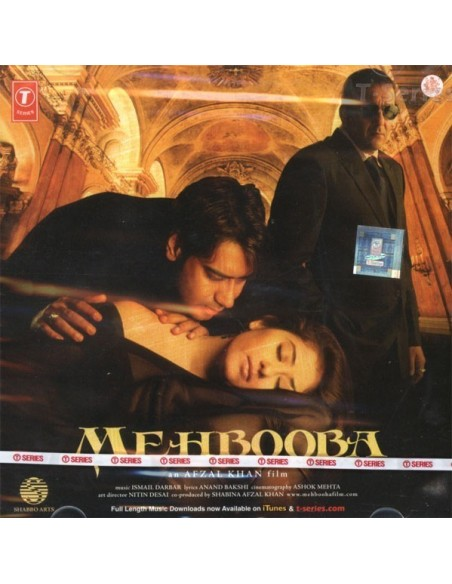 Mehbooba CD