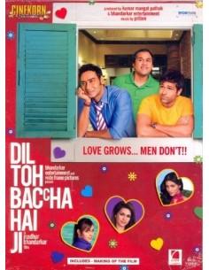 Dil Toh Baccha Hai Ji DVD