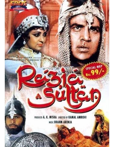 Razia Sultan DVD