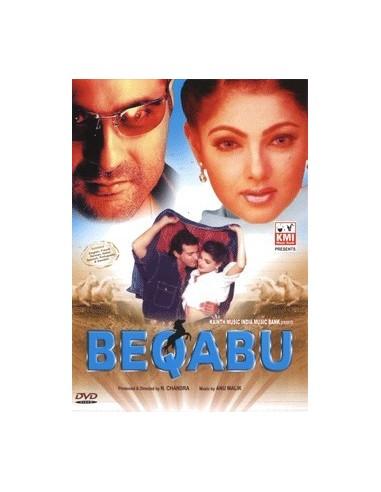 Beqabu DVD