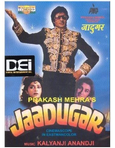 Jaadugar DVD