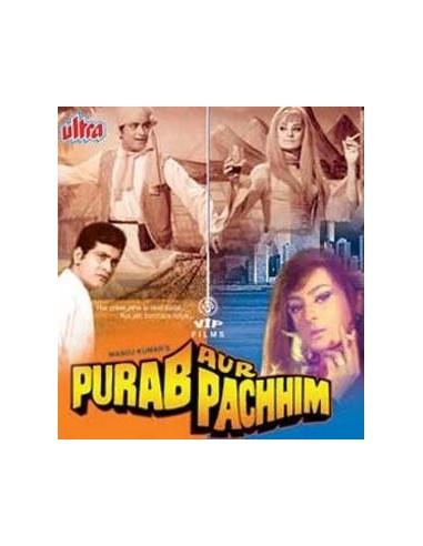 Purab Aur Paschim DVD