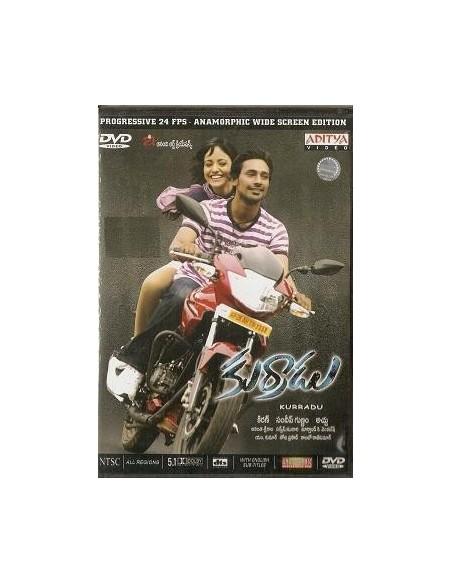 Kurradu DVD