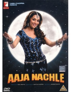 Aaja Nachle DVD