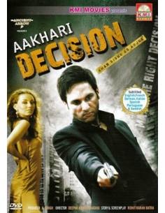 Aakhari Decision DVD