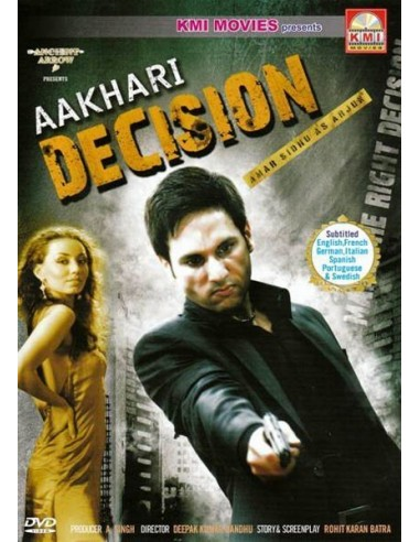 Aakhari Decision DVD