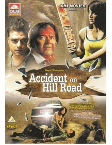 Accident on Hill Road DVD
