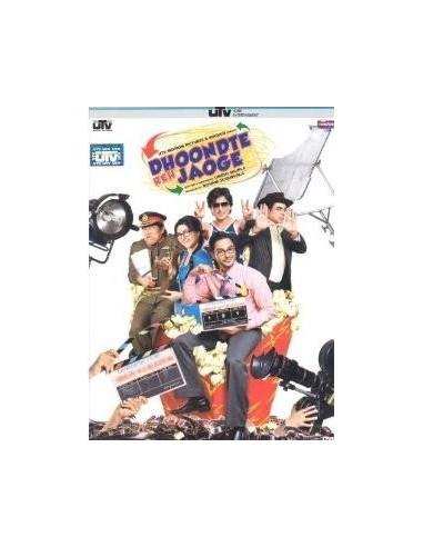 Dhoondte Reh Jaoge DVD