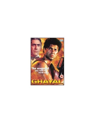 Ghayal DVD - Collector