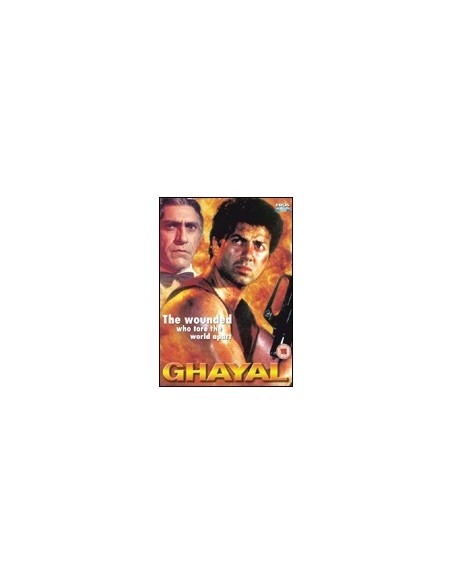 Ghayal DVD (FR)