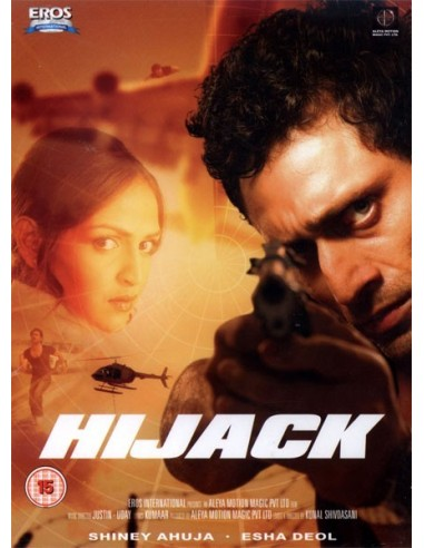 Hijack DVD