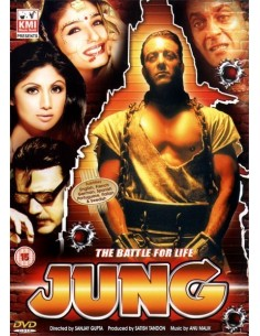 Jung - The Battle For Life DVD