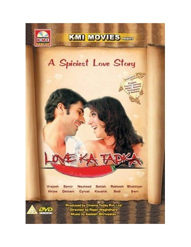 Love Ka Tadka DVD