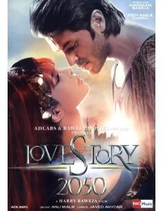 Love Story 2050 DVD