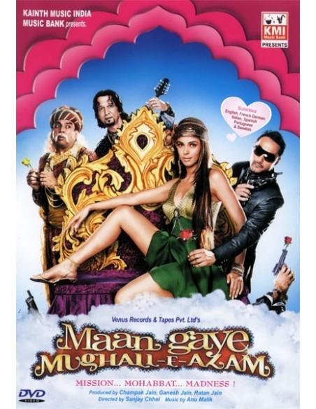 Maan Gaye Mughall-E-Azam DVD