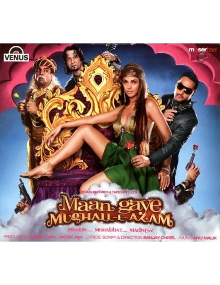 Maan Gaye Mughall-E-Azam CD
