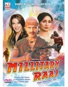 Military Raaj DVD