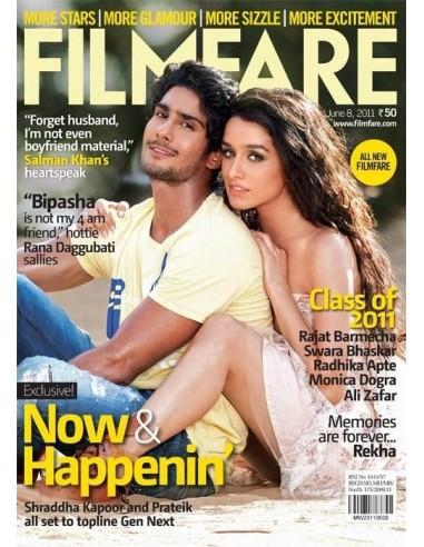 Filmfare, Juin 8, 2011