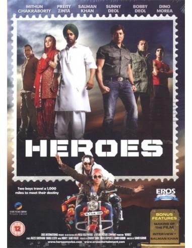 Heroes DVD (FR)