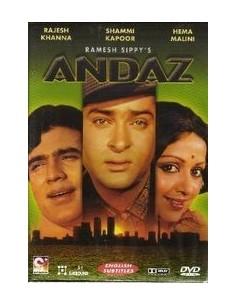 Andaz DVD (1971)