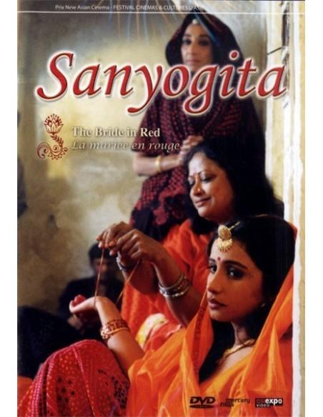 Sanyogita, la mariée en rouge DVD