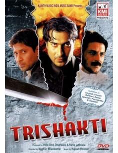 Trishakti DVD