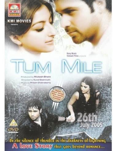 Tum Mile DVD