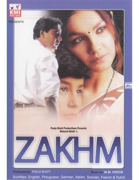 Zakhm DVD