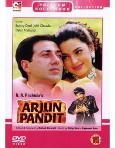 Arjun Pandit DVD