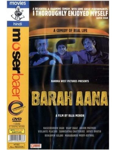 Barah Aana DVD