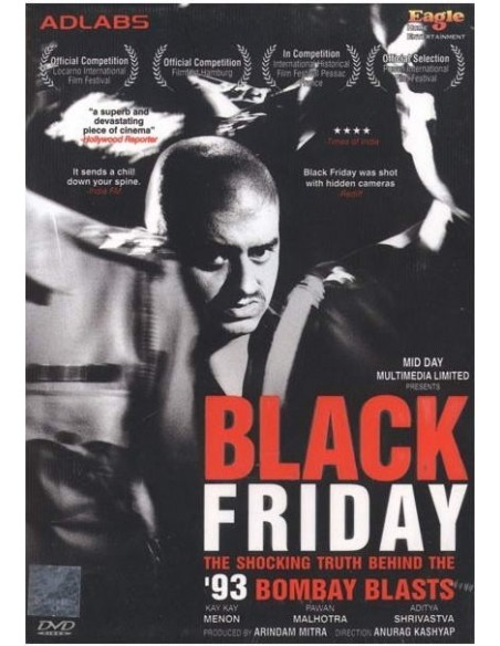 Black Friday - Collector 2 DVD