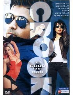 Crook DVD