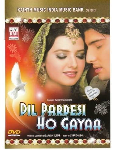 Dil Pardesi Ho Gayaa DVD
