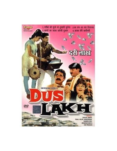Dus Lakh DVD
